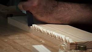 Hand Cutting Rebates / Rabbet Joints - Back To Basics