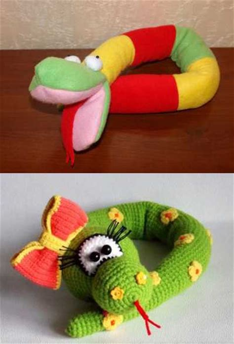 snake craft ideas  making kids toys gifts  home decorations