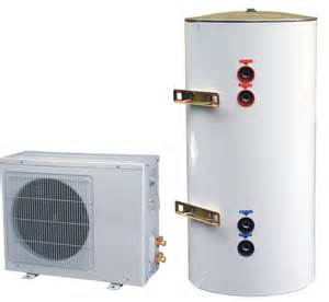 Air Source Heat Pump Water Heater Images