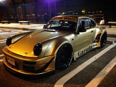 rauh welt porsche 911 rwb964 garuda porsche 911 rs engine rauh welt rwb rwb