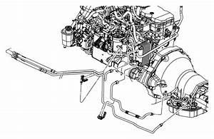 2006 Dodge Ram 2500 Tube  Oil Cooler  Pressure  Lines  Engine  Transmission