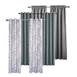 sears drapery panels window treatments hardware sears
