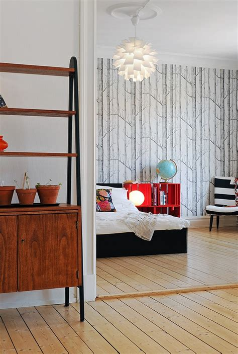 2 Apartments With Design Elements by Charming Apartment With Surprising Design Elements