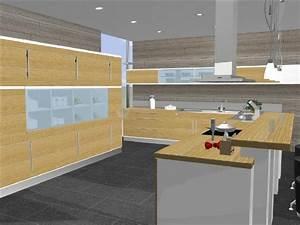 Imágenes De Diseño de Cocinas 3D 371