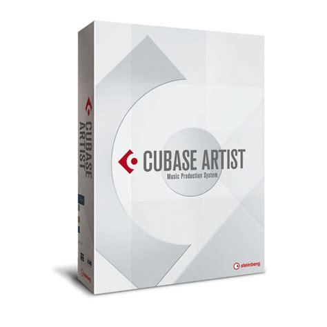 Disc Steinberg Cubase Artist 7.5 Music Software Update 2
