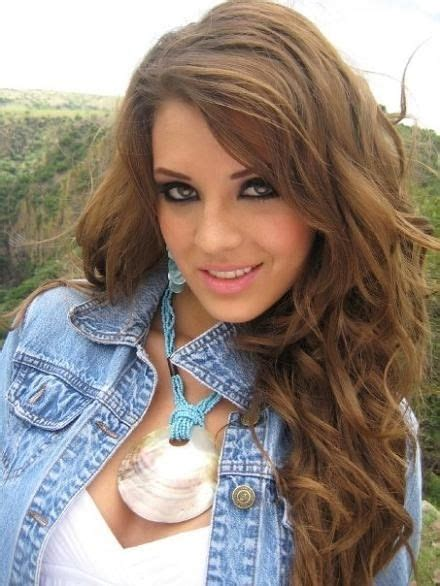 dark brown hair with light brown tips the best hair color for dark brown eyes with light skin
