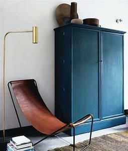 Tapis Bleu Petrole : 1001 id es pour une chambre bleu canard p trole et paon ~ Melissatoandfro.com Idées de Décoration