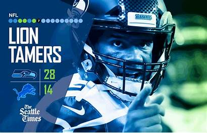 Seahawks Seattle Lions Pete Against Carroll Nfl