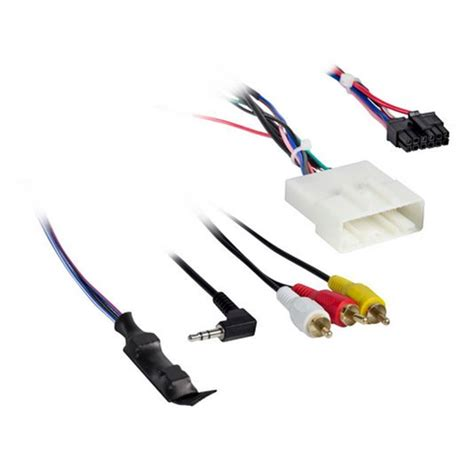 Axxess Backup Camera Retention Interface Nissan
