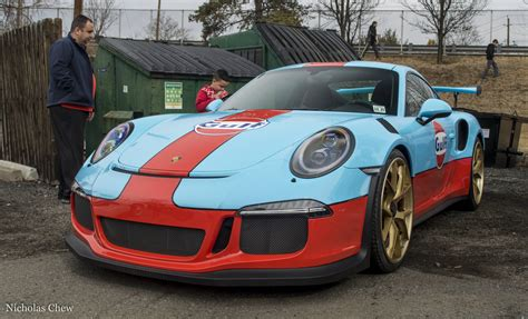 porsche gt3 rs wrap gulf livery porsche 911 gt3 rs pdk is part wrap part lava