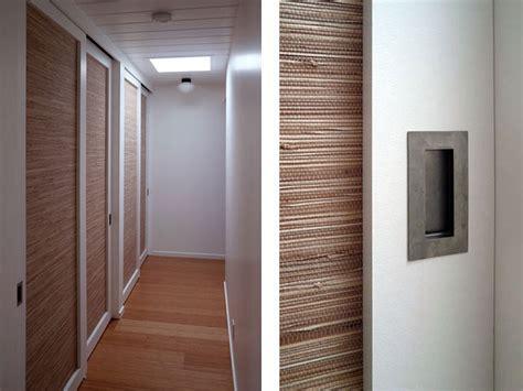 hallway door ideas klopf architecture hallway with door handle detail