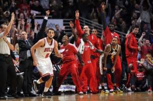 Marco Belinelli Saves The Day In The Chicago Bulls' 8988