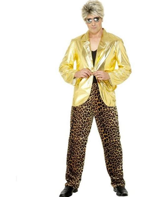 wham outfits adult andrew ridgeley quot wham quot large fancy dress costume buy
