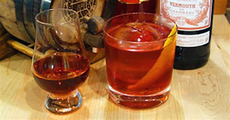 negroni with bourbon boulevardier with negroni aged white whiskey classic cocktails modified drinkwire