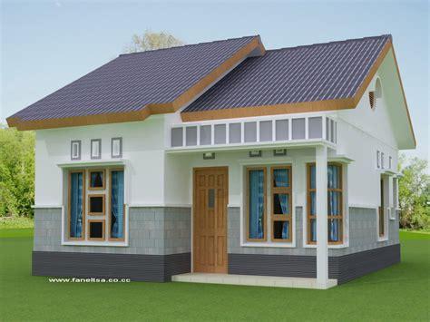 desain rumah sederhana  anime