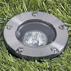 vista outdoor lighting 5w led low voltage in ground well