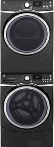 Ge Gfw450spkdg 27 Inch Front Load Washer With Steam Option