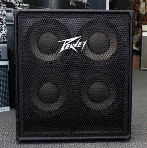 peavey 410 tvx bass speaker cabinet peavey 410 tvx 300 watt 4x10 bass speaker cabinet with