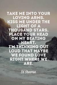 441 best Ed Sheeran Lyrics images on Pinterest
