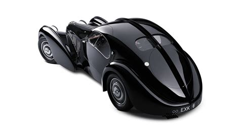 1936 Bugatti Type 57sc Atlantic Coupe Wallpapers & Hd