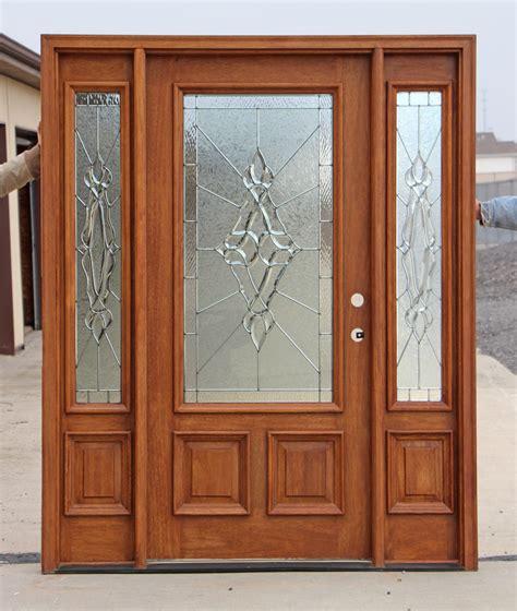exterior front doors exterior door and sidelights