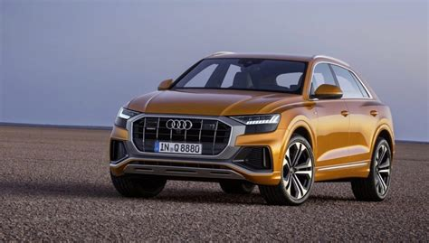 2019 Audi Q8 Debuts As The Flagship Of The Q Family The