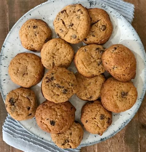 Soaked in alcohol for 30 minutes to rehydrate and. Delicious Diabetic Friendly Chocolate Chip Cookies - Pams Daily Dish