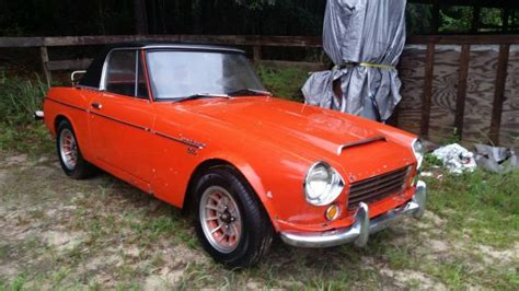 Datsun Fairlady Parts by Fairly Fair 1968 Datsun Fairlady Convertible
