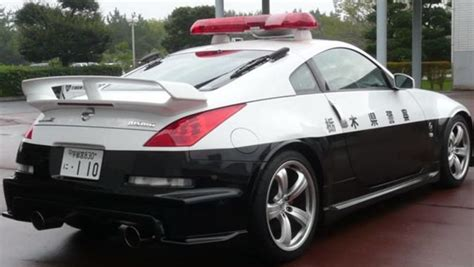 Five Japanese Police Cars That'll Make You Want To Be A