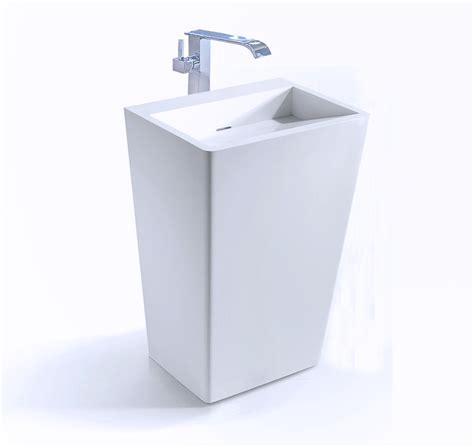 modern pedestal sink modern pedestal sink fazio ii