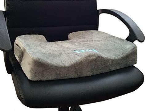 bael wellness seat cushion for sciatica coccyx