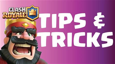 clash royale tips tricks clash royale beginner ios android