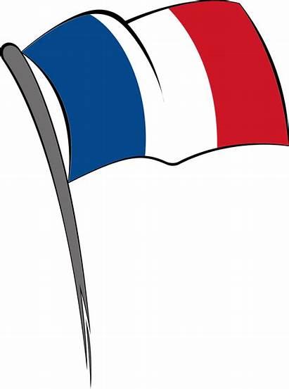 Clipart Flag French Paris Vector France Trove