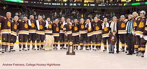The College Hockey HighHorse: National Championship ...