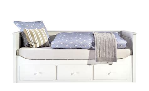 Bett 90x200 Ausziehbar by Landhaus Tagesbett 90x200 Mit Schubkasten Wei 223 Merton