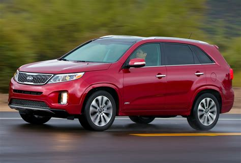 2014 Kia Sorento Review by 2014 Kia Sorento Test Drive Review Cargurus