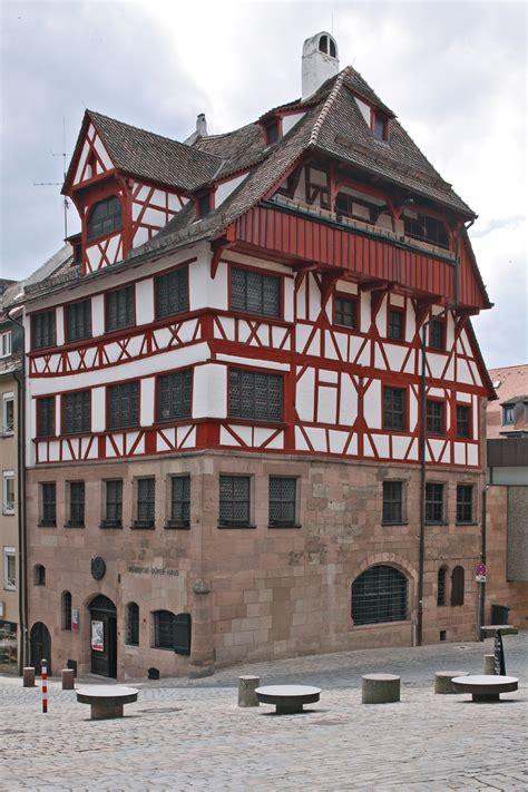 Albrecht Dürer Haus Nürnberg by 3 Mb