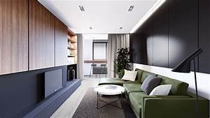 Small apartment ideas with beautiful wood interior design for Interior design styles small apartment