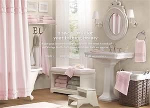 Déco Salle De Bains : une salle de bain de fille cocon d co vie nomade ~ Melissatoandfro.com Idées de Décoration