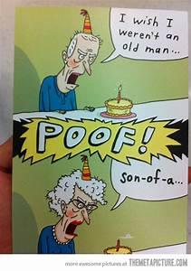 Birthday wish gone wrong… | Funny birthday, Birthdays and ...