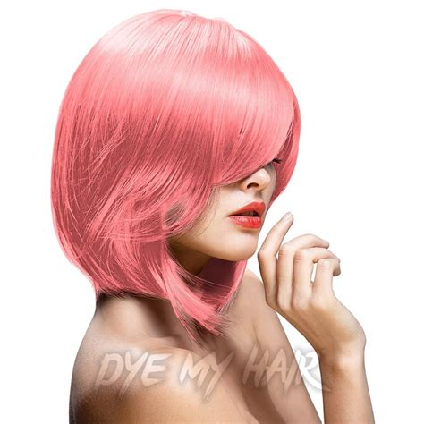 Hair Dye by Directions Pastel Pink Semi Permanent Hair Dye La Riche 4