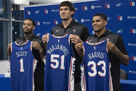 reviewing sixers roster  aftermath  trade deadline