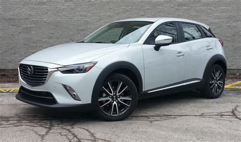 2016 Mazda Cx 3 Grand Touring by Test Drive 2016 Mazda Cx 3 Grand Touring The Daily