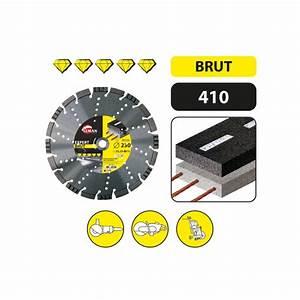 Disque Diamant 180 : disque diamant b ton acier disque 125 mm disque ~ Edinachiropracticcenter.com Idées de Décoration