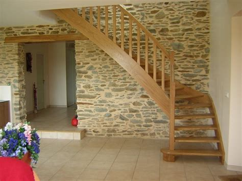 construire un escalier en bois obasinc