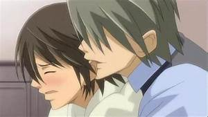 junjou romantica kiss - Google Search | Junjou Romantica ...
