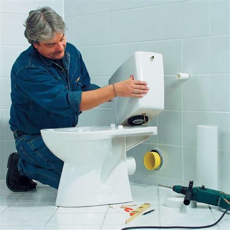 Neue Toilette Einbauen  Eckventil Waschmaschine