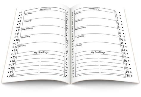 homework diary online infant homework diary direct ed