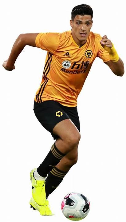 Raul Jimenez Render Football Premier League Footyrenders