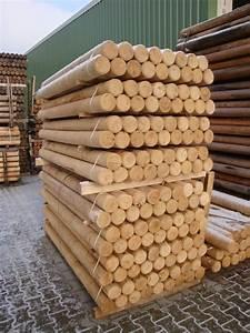Palisaden Holz Rund : palisaden holz 20 cm durchmesser ~ Frokenaadalensverden.com Haus und Dekorationen